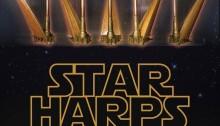 15 festival Star harps poster
